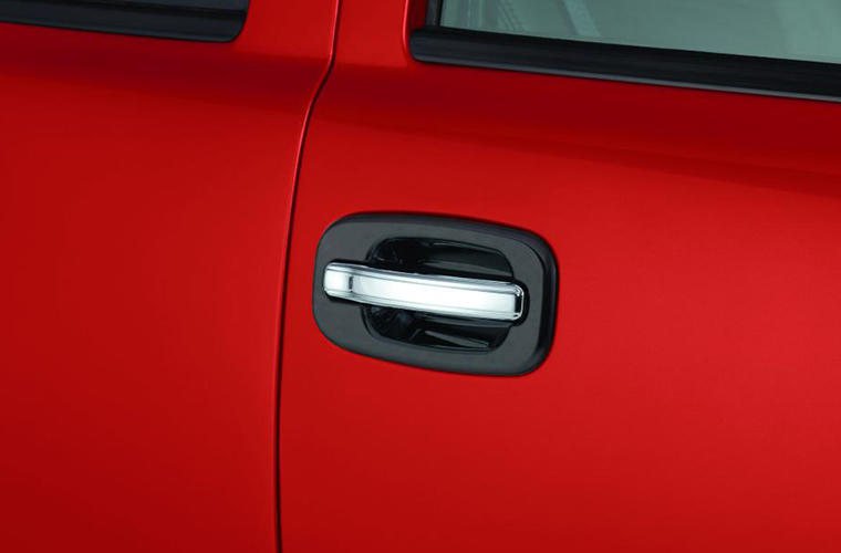 AVS Chrome Accessories Lever Cover