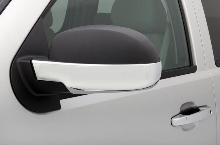 AVS Chrome Accessories Mirror Covers