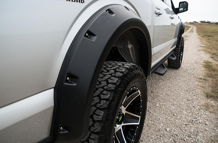 Lund RX-Rivet Style Fender Flares