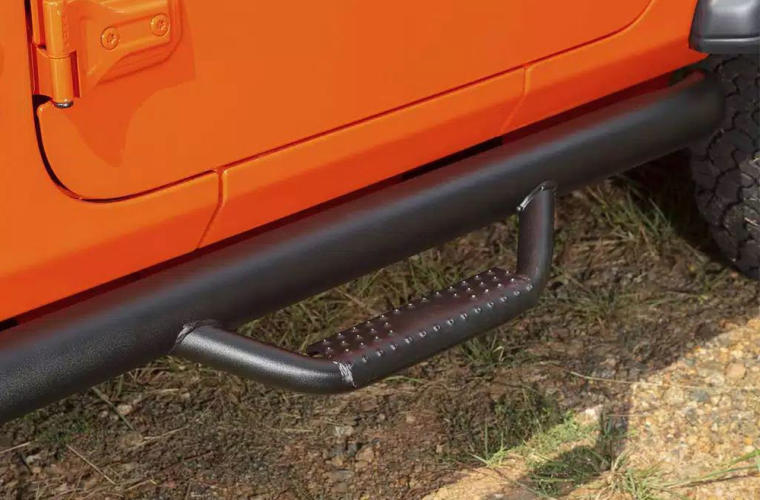 Rugged Ridge Spartan Nerf Bars