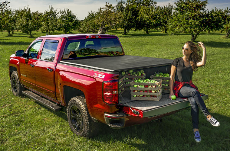 Extang Trifecta 2 0 Tonneau Covers Truck Hero