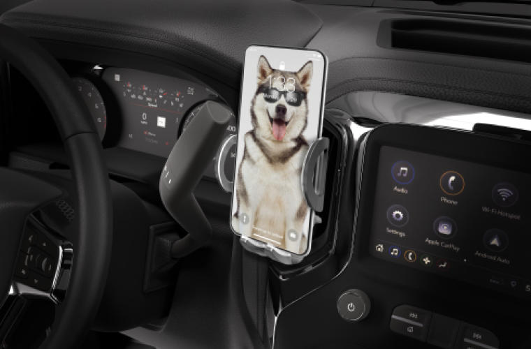 Claw Mount Phone Holder