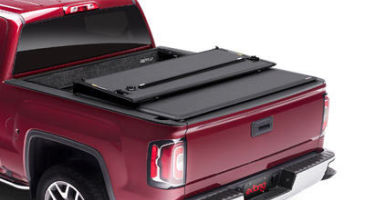 Locking With Tailgate Lock Truck Bed Covers Truck Hero